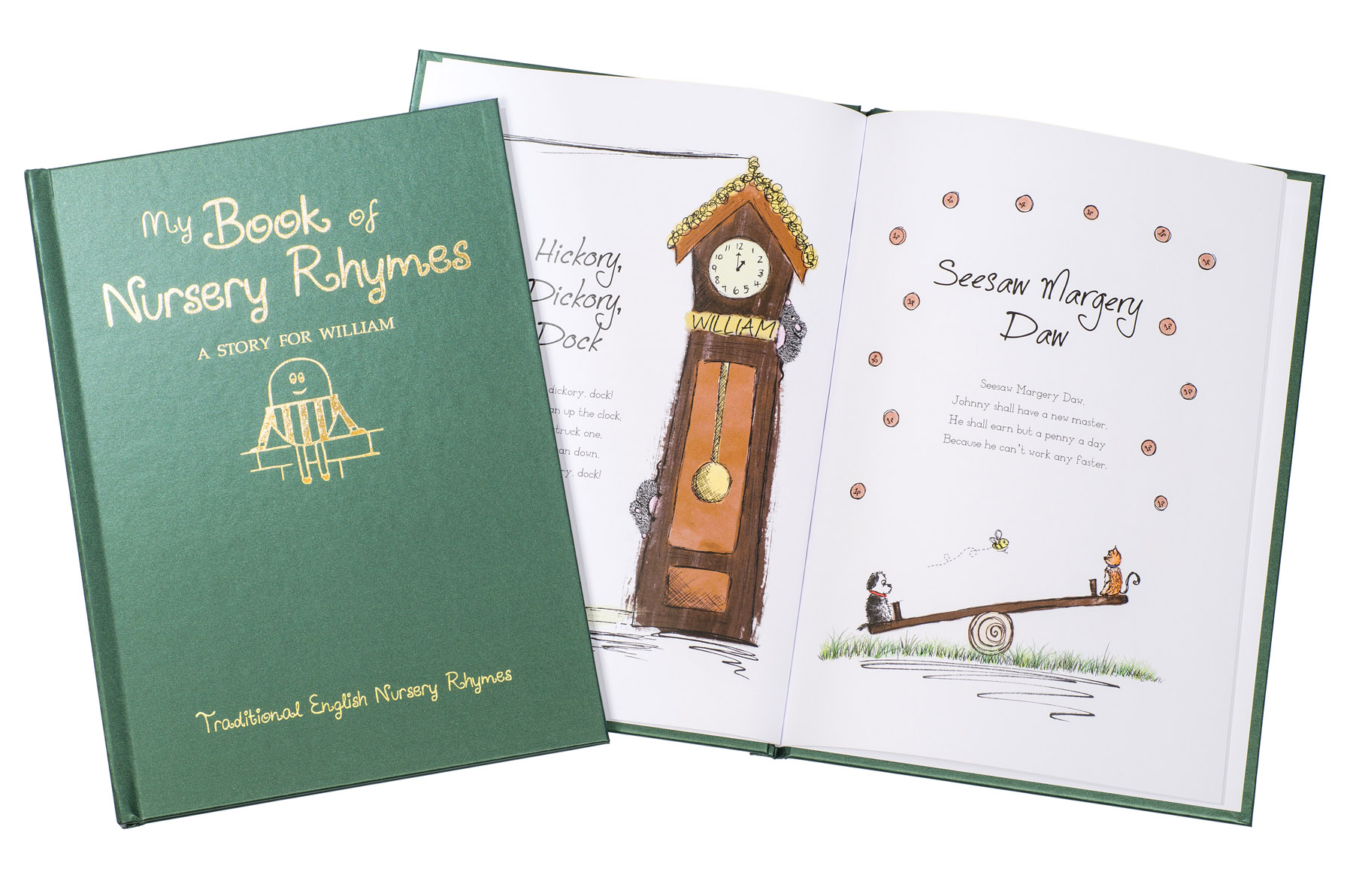 Category Personalised Books Pre School