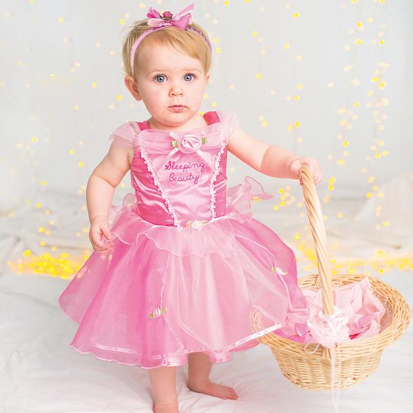 Baby Sleeping Beauty Dress