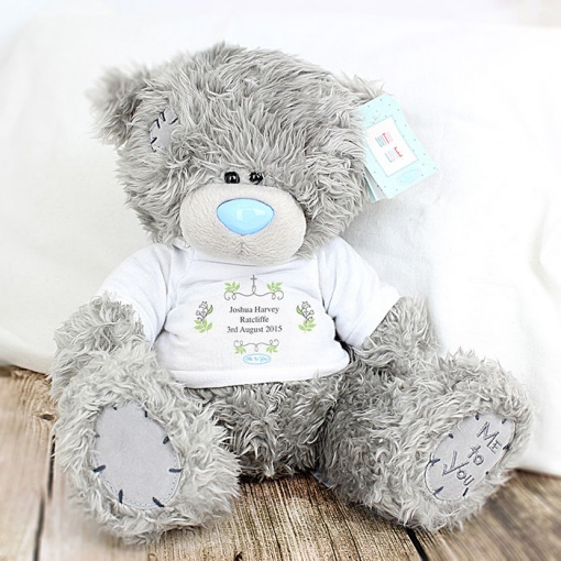 Personalised Me To You Blessing Bear