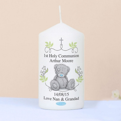 Personalised Me To You Candle