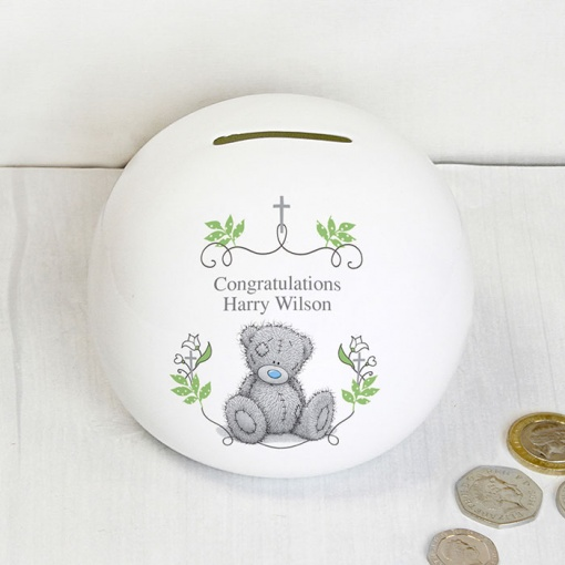 Personalised Me To You Money Box