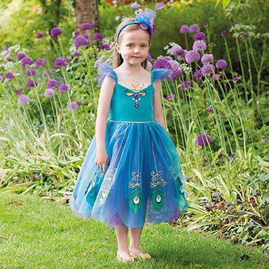 Peacock Fairy - Fudge Kids UK