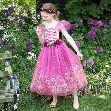 Plum Princess - Fudge Kids UK