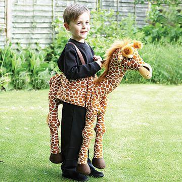 Ride on Giraffe - Fudge Kids