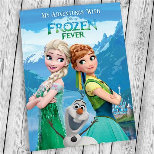 Personalised Disney Frozen Fever