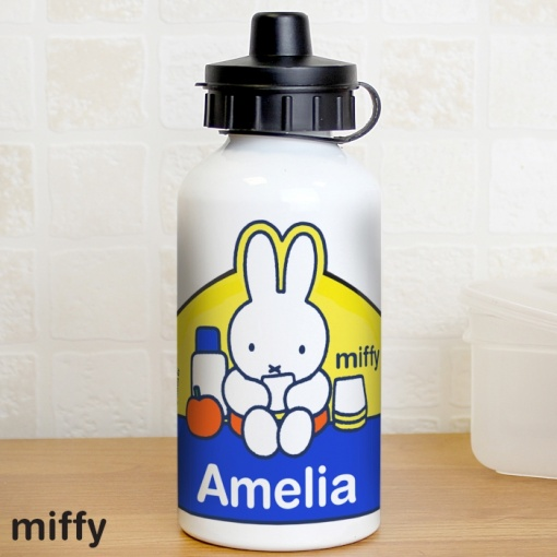 Personalised Miffy Drinks Bottle